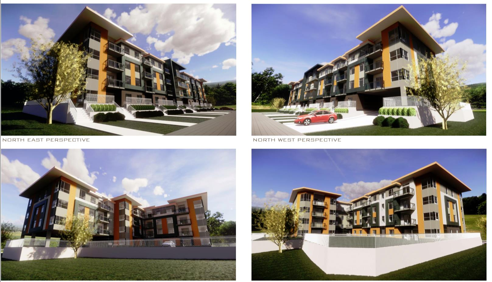 45750 Alder - 58 Unit Apartment Development